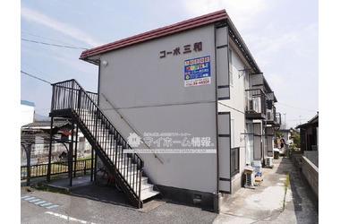 吉野ヶ里公園 バス1分 停歩3分 1階 2K 賃貸アパート