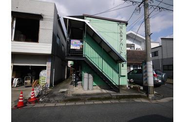 佐賀 バス20分 停歩3分 2階 1K 賃貸アパート