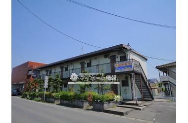 吉野ヶ里公園 バス5分 停歩5分 2階 2DK 賃貸コーポ