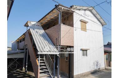 佐賀 バス20分 停歩4分 2階 1K 賃貸アパート