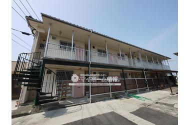 佐賀 バス18分 停歩7分 2階 1K 賃貸アパート