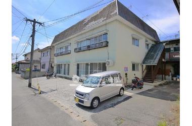 小城 バス19分 停歩7分 2階 2DK 賃貸アパート