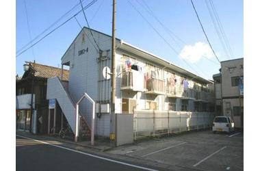 ----  --  神埼町役場前 2階 1K 賃貸アパート