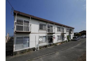 小城 徒歩5分 2階 3K 賃貸アパート