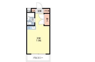 江坂 徒歩5分6階1R 賃貸マンション