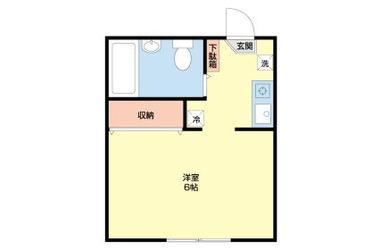 行徳 徒歩6分 1階 1K 賃貸アパート