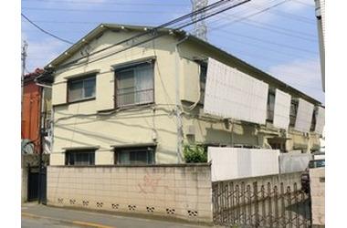 松岡荘 2階 1K 賃貸アパート
