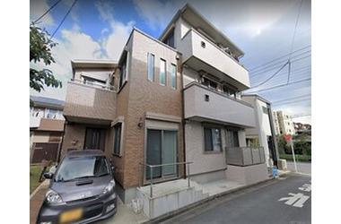ラ・メール成城 1階 2LDK 賃貸アパート