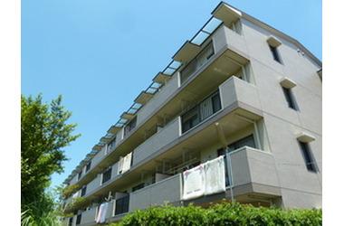 サンパティオⅡ 4階 2LDK 賃貸マンション