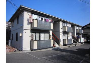 フォンテーヌ 2階 2LDK 賃貸アパート