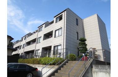 グリーンヴィラⅢ 3階 2LDK 賃貸マンション