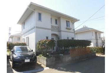 荏田西タウンハウス 1-2階 3LDK 賃貸一戸建て