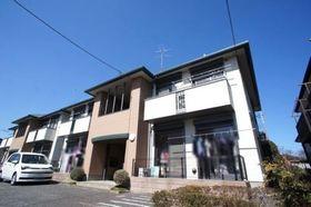 レジデンス グローリアA 1階 2LDK 賃貸アパート