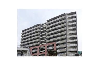 グランドメゾン三軒茶屋 13階 2SLDK 賃貸マンション