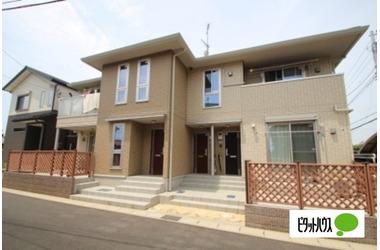 ロイヤルヒルズP 2階 2LDK 賃貸アパート