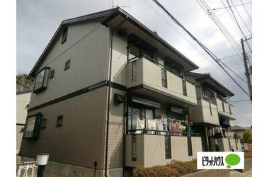 ウェルカム塚田 B 1階 2LDK 賃貸アパート