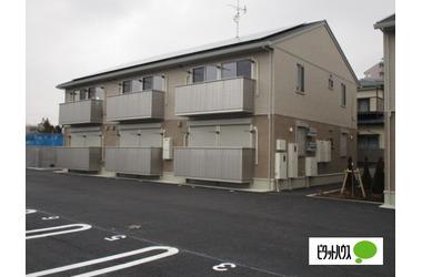 フェリオⅡ 2階 2DK 賃貸アパート