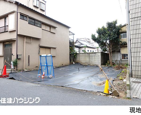 東京都新宿区山吹町