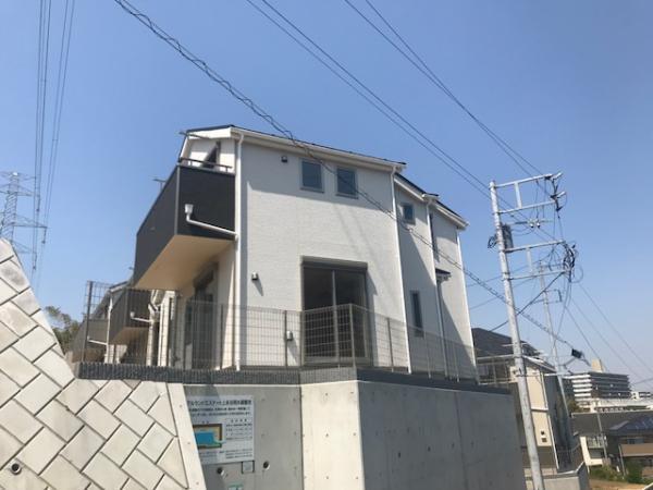 新築分譲 上永谷 1号棟/神奈川県横浜市港南区上永谷町