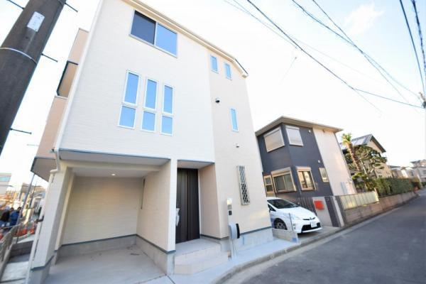 新築分譲 山手/神奈川県横浜市中区本牧大里町