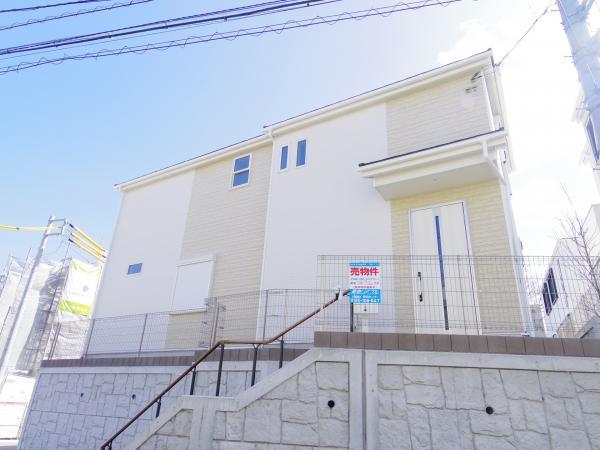 新築分譲 山手 全6棟/神奈川県横浜市中区滝之上
