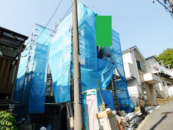 新築 上大岡 リビング床暖房付2階建3LDK/神奈川県横浜市港南区笹下2丁目