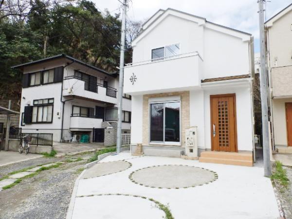 新築 山手 収納豊富な2階建て3LDK/神奈川県横浜市中区本牧荒井