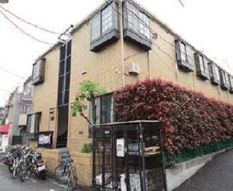 恵比寿 徒歩9分 1階 1K 賃貸アパート