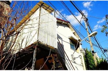 参宮橋 徒歩12分2階1R 賃貸アパート