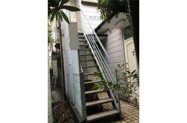 下北沢 徒歩9分2階2K 賃貸アパート