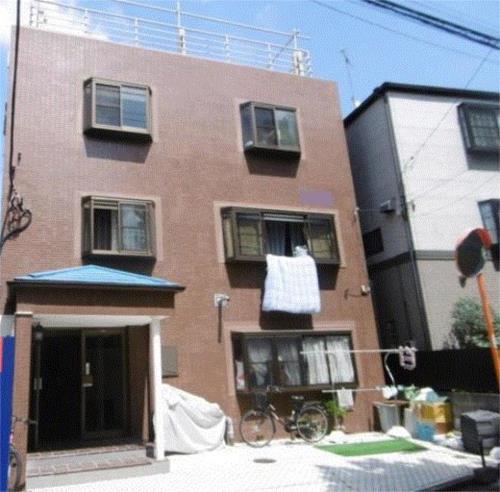 幡ヶ谷 徒歩8分 3階 1R 賃貸マンション