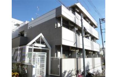 中井 徒歩5分 3階 1K 賃貸マンション