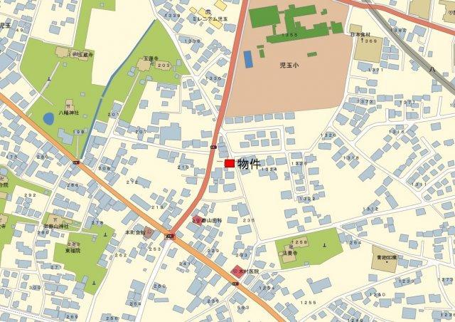 地図(詳細)