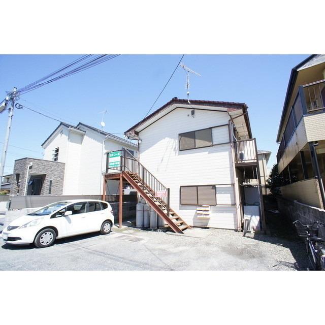 石井コーポ 2階 1K 賃貸アパート