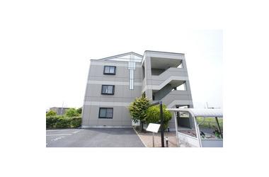 FUJIパレス 3階 2LDK 賃貸アパート