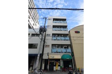 堺筋本町 徒歩8分4階1K 賃貸マンション