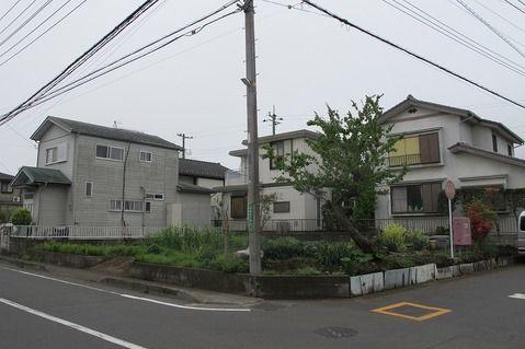 外観緑豊かな閑静な住宅街です。陽当り・通風良好です。お好きなハウスメーカーで建築できます。
