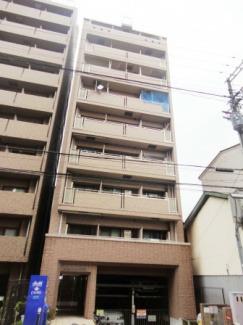新大阪 徒歩15分 8階 1K 賃貸マンション