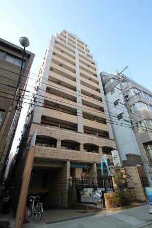 本町 徒歩7分 10階 1K 賃貸マンション