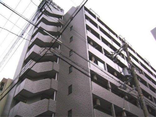 新大阪 徒歩6分 8階 1K 賃貸マンション