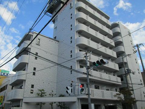 新大阪 徒歩10分 5階 1K 賃貸マンション