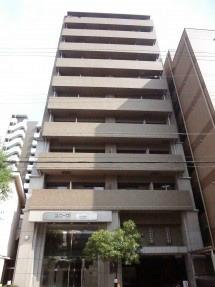 阿波座 徒歩4分 7階 1K 賃貸マンション