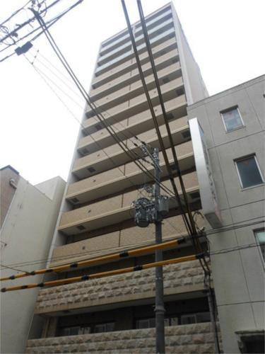 本町 徒歩4分 14階 1K 賃貸マンション