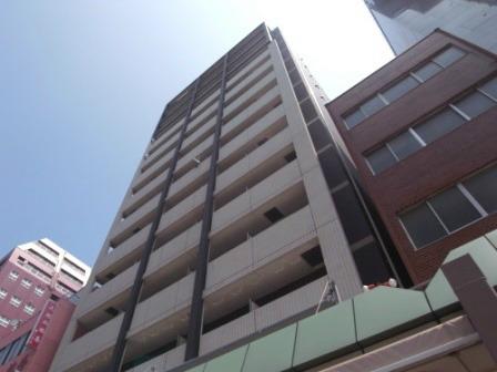 堺筋本町 徒歩11分 8階 1K 賃貸マンション