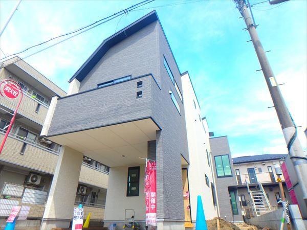 現地見学会開催中 小向町 新築一戸建て/神奈川県川崎市幸区小向町