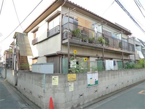清光荘A1階2K 賃貸アパート