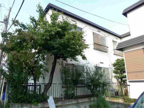 浜塚荘 1階 1K 賃貸アパート