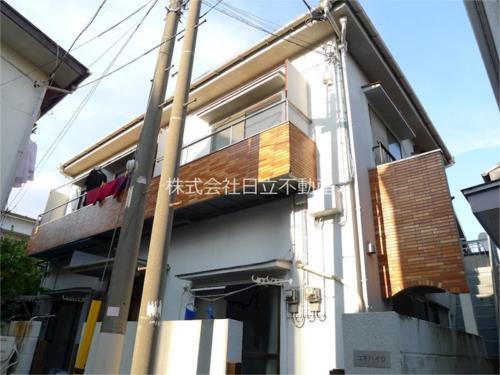 ユキハイツ2階1K 賃貸アパート