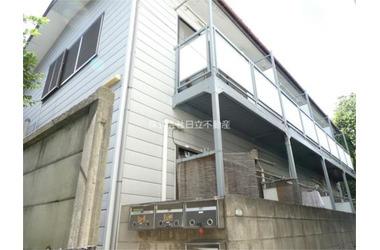 フラットルナII1階1K 賃貸アパート