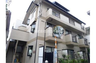 ドミールK2階1K 賃貸アパート